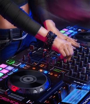 Denon-MCX8000-Promo-Female-DJ
